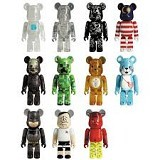 BEARBRICK 100% Series 31 Blind Box - Movie and Superheroes