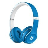 BEATS™ BY DRE™ Solo 2 Luxe Edition On-Ear Headphone [ML9F2PA/A] - Blue - Headphone Portable