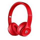 BEATS™ BY DRE™ Solo 2 Wireless On-Ear Headphone [MHNJ2PA/A] - Red - Headphone Portable