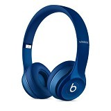 BEATS™ BY DRE™ Solo 2 Wireless On-Ear Headphone [MHNM2PA/A] - Blue - Headphone Portable