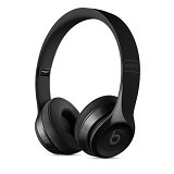 BEATS™ BY DRE™ Solo3 Wireless On-Ear Headphones [MNEN2ZA/A] - Gloss Black - Headphone Portable