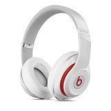 BEATS™ BY DRE™ Studio 2 Wireless Over-Ear Headphone [MH8J2PA/B] - White - Headphone Portable
