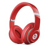 BEATS™ BY DRE™ Studio 2 Wireless Over-Ear Headphone [MH8K2PA/B] - Red - Headphone Portable
