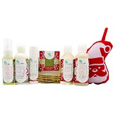 BEAUTY BARN Body Spray Set Xmas 2014 - Sabun Mandi