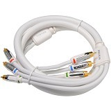 BELKIN PureAV Component Video Cable 1.8M - White - Cable / Connector Rca