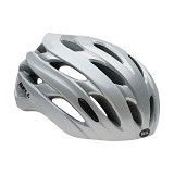 BELL Event Road Block Helmet Size L - White Silver (Merchant) - Helm Sepeda