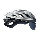 BELL Star Pro Size L - Silver Titanium Marker (Merchant) - Helm Sepeda