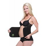 BELLY BANDIT Shrink Tighten Control Belly Wrap Size XS [BB-OB] - Original Black - Korset / Body Shaper