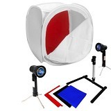 BEMPIT STORE Lighttend with lighting kit 60 x 60cm (Merchant) - Studio Support System