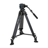 BENRO A572TS6 Kit Video Aluminium (Merchant) - Tripod Combo With Head