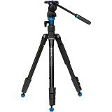BENRO Travel Angle Tripod Aero 2 - Tripod Combo With Head