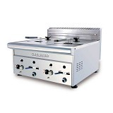 BERJAYA Table Top Gas Deep Fryer [GDF 11D]