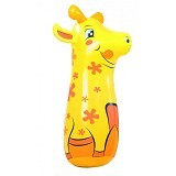 BESTWAY Bop Bags Animal Giraffe [52152-gir] - Inflatable Bouncers