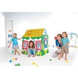 BESTWAY Cottage Play House [52008] - Tents, Tunnels and Playhuts