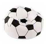 BESTWAY Sofa Angin Bola - Soccer - Bantal Duduk / Bean Bag