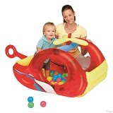 BESTWAY Splash and Play Helicopter Ballpit [52183] - Kolam Renang Portable