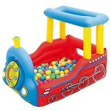 BESTWAY Splash and Play Train Play Center [52121] - Kolam Renang Portable