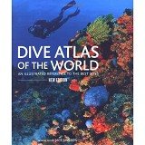 BHINNEKA BOOKS Dive Atlas of the World: An Illustrated Reference to the Best Sites - Fine Art Photography Book