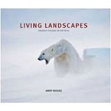 BHINNEKA BOOKS Living Landscapes: Animals in Their Environments - Fine Art Photography Book