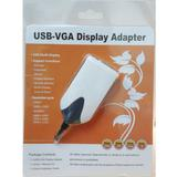 B-SAVE USB 2.0 to VGA adapter - Cable / Connector Usb