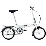 BIKE COLONY Dahon POP Uno - Sepeda Lipat / Folding Bike