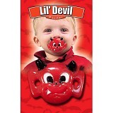 BILLY BOB Pacifier Lil Devil [nurs-pcfr19] - Dot Bayi / Pacifier & Teethers