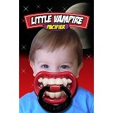 BILLY BOB Pacifier Little Vampire [nurs-pcfr13] - Dot Bayi / Pacifier & Teethers