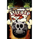 BILLY BOB Pacifier Pirate Pacifier [nurs-pcfr21] - Dot Bayi / Pacifier & Teethers