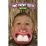 BILLY BOB Pacifier Two Front Teeth [nurs-pcfr15] - Dot Bayi / Pacifier & Teethers