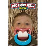 BILLY BOB Pacifier Two Front Teeth with Ring [nurs-pcfr22] - Dot Bayi / Pacifier & Teethers