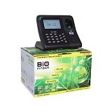 BIO-FINGER Mesin Absensi [AT-200] (Merchant) - Mesin Absensi Digital Standalone