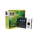 BIO-FINGER Mesin Absensi [AT-300] (Merchant) - Mesin Absensi Digital Standalone