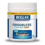 BIOGLAN Odourless Fish Oil 1500mg 400 Capsules [BMBIOC-18]