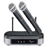 BISMARCK Microphone Wireless System [BM-383] - Microphone System