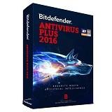 BITDEFENDER Antivirus Plus 2016 1 year 3 pc (Merchant) - Client Software Antivirus Fpp