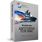 BITDEFENDER Antivirus for Mac  1 PC  1 Year (Merchant) - Software Antivirus Licensing