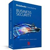 BITDEFENDER Gravityzone Business Security 10 Users 1 Year (Merchant) - Software Security Licensing
