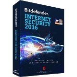 BITDEFENDER Internet Security 1 year 5 pc (Merchant) - Client Software Internet Security Fpp