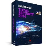 BITDEFENDER Total Security 1 year 5 PC (Merchant) - Client Software Total Security Fpp