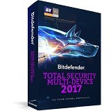 BITDEFENDER Total Security Multi Devices 10 PC 1 Year (Merchant) - Software Security Licensing