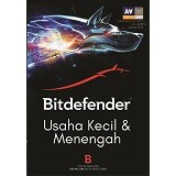BITDEFENDER Usaha Kecil & Menengah (UKM) 1 year 10 PC (Merchant) - Software Antivirus Licensing