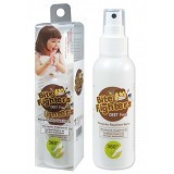 BITE FIGHTERS Mosquito Repellent Spray 120ml [BFMRS120] - Sticker / Spray / Gelang Anti Nyamuk