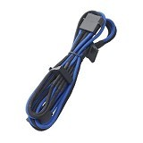 BITFENIX Alchemy Molex to 4 x SATA Power 20cm - Blue Black (Merchant) - Cable / Connector Internal Pc Power