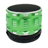 BITS Bluetooth Speaker [5NU] - Green - Speaker Bluetooth & Wireless