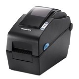 BIXOLON SLP-DX220G Serial + USB - Black - Printer Label & Barcode