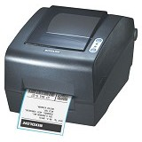 BIXOLON SAMSUNG SLP-T400G Ethernet - Black - Printer Barcode / Label