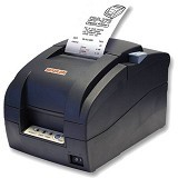 BIXOLON SAMSUNG SRP-275IICG Ethernet - Black - POS Printer