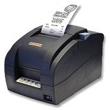 BIXOLON SAMSUNG SRP-275IICG Serial - Black - POS Printer