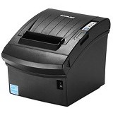 BIXOLON SAMSUNG SRP-352 Plus II USB 2.0 + Ethernet - Black - POS Printer