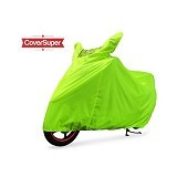 BJ MOTOR Cover Super Motor Warna - Hijau - Cover Motor